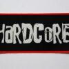 Hardcore - Logo (Sticker)
