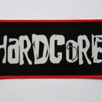 Hardcore – Logo (Sticker)