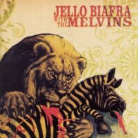 Jello Biafra With The Melvins ‎– Never Breathe What You Can't See (CD)