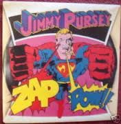 Jimmy Pursey ‎– Zap Pow (Vinyl Single) (sham 69)