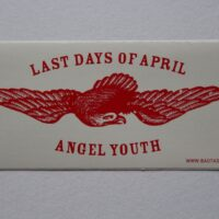 Last Day Of April – Angel Youth (Sticker)