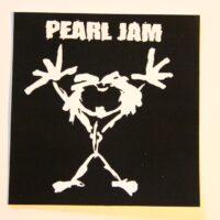 Pearl Jam – Cartoon (Sticker)