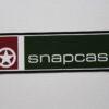 Snapcase - Star (Sticker)