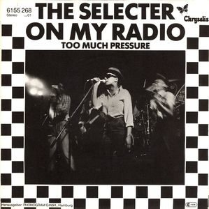Selecter, The – On My Radio (Vinyl Single)
