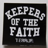 Terror – Keepers (Sticker)
