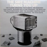 The Sire Machine Turns You Up – V/A (Vinyl LP)