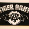 Tiger Army - Winged Tiger (Sticker)