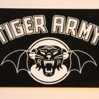 Tiger Army – Winged Tiger (Sticker)