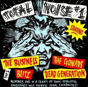 Total Noise #1 – V/A (Vinyl Single)