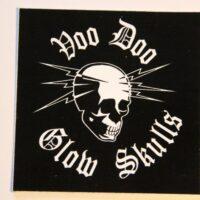Voodoo Glow Skulls – Skull/Logo (Sticker)