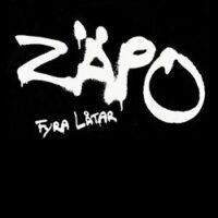 Zäpo – 4 Låtar (Vinyl 12″)
