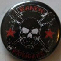 Rancid – Hooligans (Badges)
