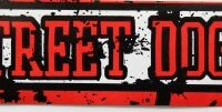 Street Dogs – Logo (Sticker)