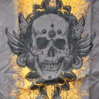 Lotus Skull (T-Shirt)