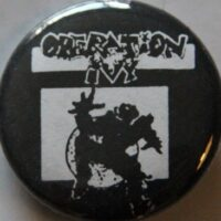 Operation Ivy – Ska Man (Badges)