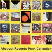 Abstract Records Punk Collection – V/A (CD)