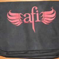 AFI (Canvas Messenger Bag)