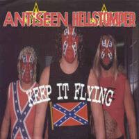 Antiseen / Hellstomper – Keep It Flying (Color Vinyl Single)