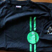 Asta Kask – Stripe/Logo (T-Shirt)