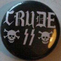 Crude SS – Logo (Badges)