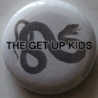 Get Up Kids – Snake/Logo (Badges)