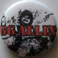 GG Allin – Logo (Badges)