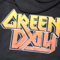 Green Day – Logo (Hood/Munkjacka)
