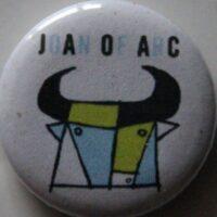 Joan Of Arc – Art/Logo (Badges)