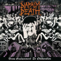 Napalm Death – From Enslavement To Obliteration (Vinyl LP)