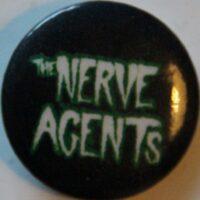 Nerve Agents, The – Logo (Badges)
