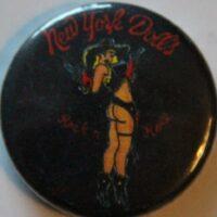 New York Dolls – Girl (Badges)