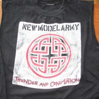 New Model Army – Thunder (Vintage/Used T-Shirt Linne)