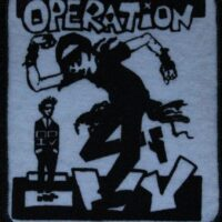 Operation Ivy – Skank/Logo (Printed Patch)