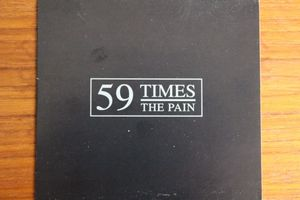 59 Times The Pain ‎– More Out Today Sampler (CD)