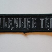 Alkaline Trio – Logo (Printed Patch)