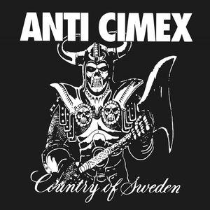Anti Cimex – Country Of Sweden (Vinyl LP)