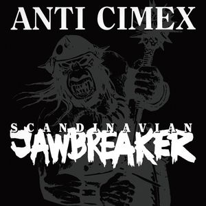 Anti Cimex - Scandinavian Jawbreaker (Vinyl LP)