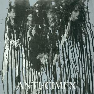 Anti Cimex - S/T (Color Vinyl LP)