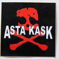 Asta Kask – Red Skull (Sticker)
