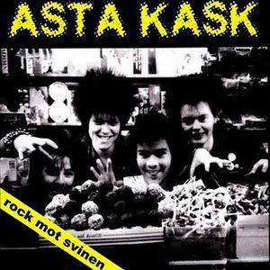 Asta Kask – Rock Mot Svinen (Color Vinyl LP)