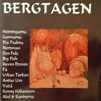 Bergtagen – V/A (CD)