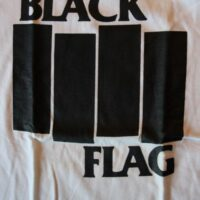 Black Flag – Bars/Logo (T-S)