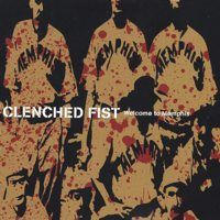 Clenched Fist ‎– Welcome To Memphis (CD)