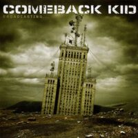 Comeback Kid ‎– Broadcasting… (CD)