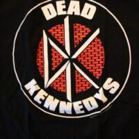 Dead Kennedys – DK/Logo  (T-S)