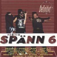 Definitivt 50 Spänn 6 – V/A (CD)