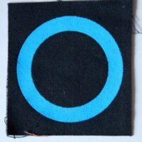 Germs – GI (Cloth Patch)