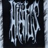 Hiatus - Logo (Cloth Patch)