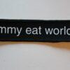 Jimmy Eat World - Logo (Printed Patch)