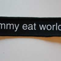 Jimmy Eat World – Logo (Printed Patch)